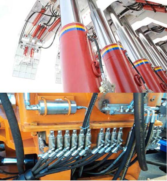 液压增压器液压支护应用